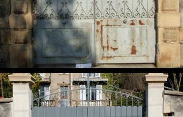 portail Grenoble