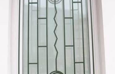 grille métallique Grenoble
