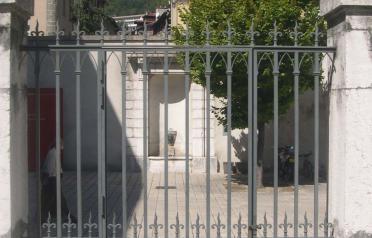 portails sur mesure Grenoble