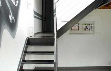 fabrication escalier métallique sur mesure grenoble