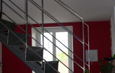 escalier métal Grenoble