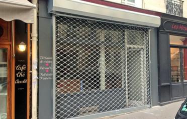 réparation rideau métallique Grenoble