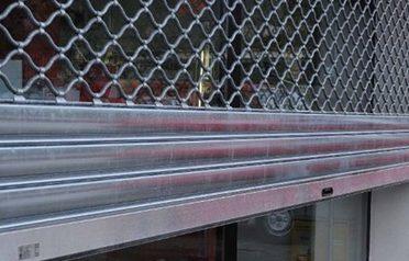 rideau métallique dépannage Grenoble